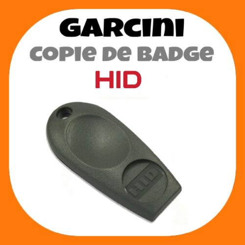 Copie de badge HID